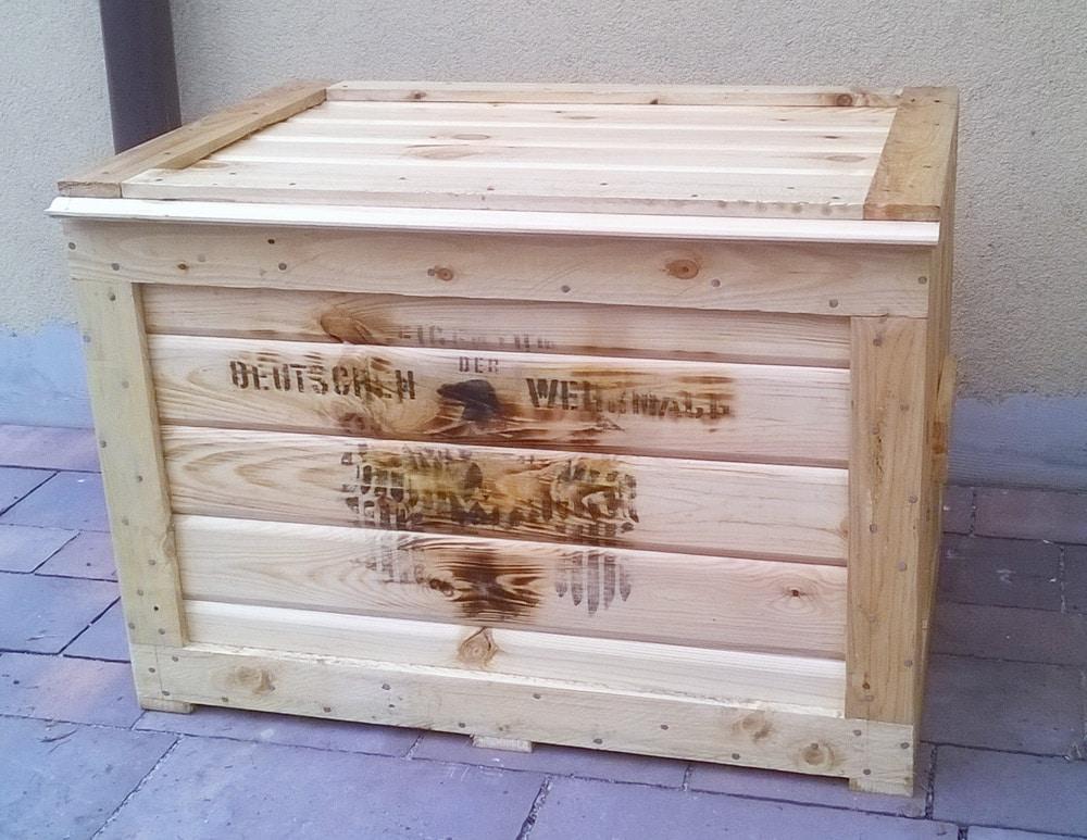 Skrzynia na Arkę Przymierza – Ark of the Covenant Crate