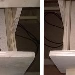 Stolik do frezarki górnowrzecionowej - wkłady na frezy