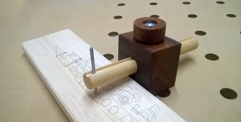 Znacznik traserski – Marking gauge